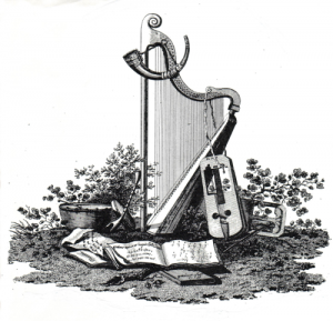 Harp Crwth and Tabyrdd