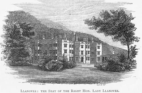 Llanofer House