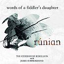 Words Of A Fiddler's Daughter Runian CD