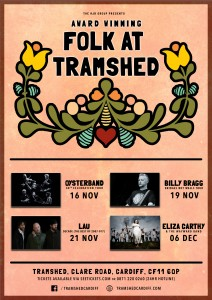 tramshed-folk-flyer