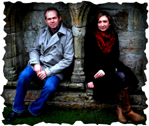 Tornish: Tim Orrell and Gwen Mairi