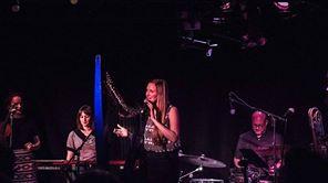 Rachel Newton Band